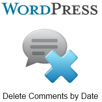 Delete Comments by Date