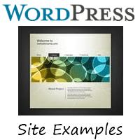 Best WordPress Sites - Examples