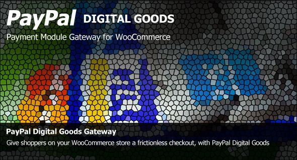 PayPal Digital Goods Module