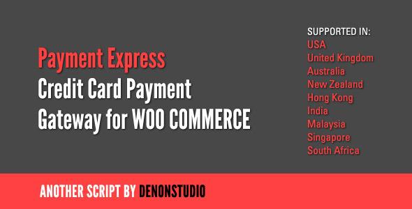 Payment Express Gateway