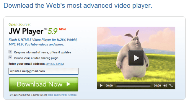 Download the Web's most advanced video player