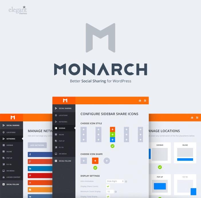 monarch plugin dashboard