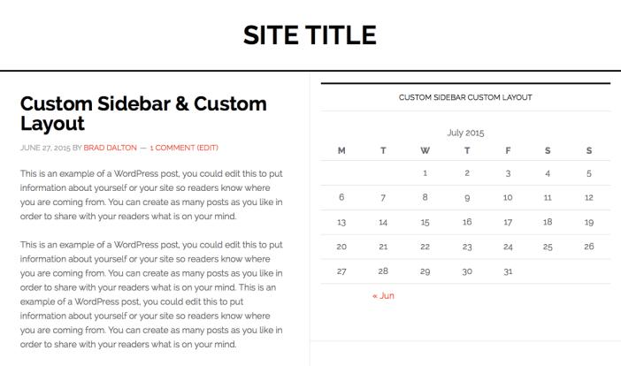 custom-sidebar-custom-layout