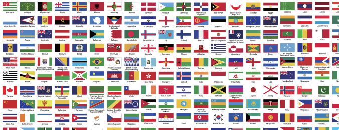 different-countries