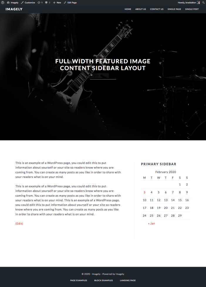 Full-Width-Featured-Image-Content-Sidebar-Layout