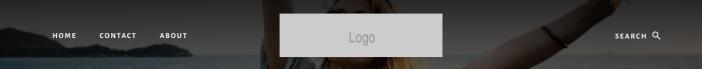Essence Pro Menu Logo Search