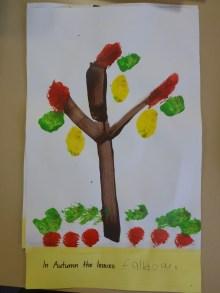 Autumn Tree Painting (15)