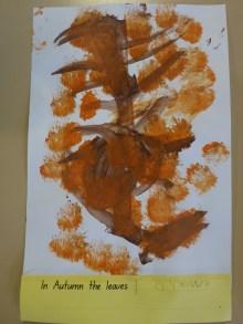 Autumn Tree Painting (2)