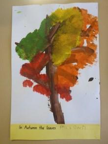 Autumn Tree Painting (3)