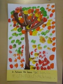 Autumn Tree Painting (4)