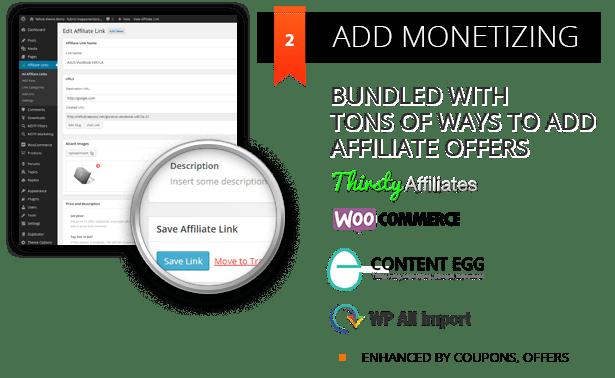 affiliate link builder wordpress plugin