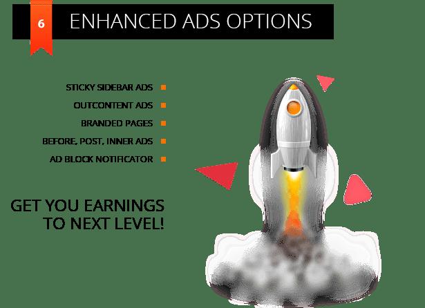 ads optimize wordpress