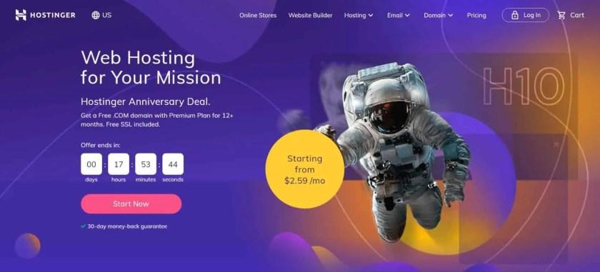 Hosinger Homepage