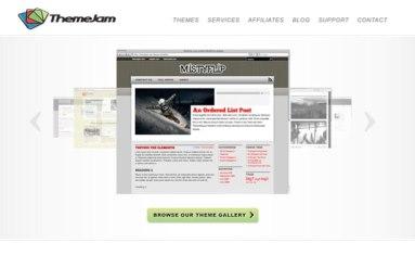 ThemeJam-HomePage