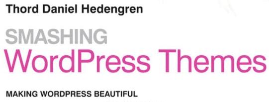 smashing wordpress themes book cover