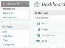 WordPress 2.7 Interface