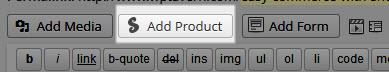 ShopLocket Add Product Button