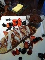 Sour Dough French Toast