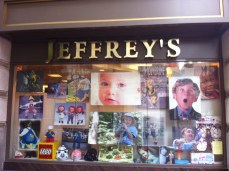 Toy Store Named After Me