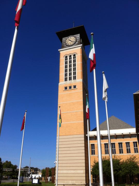 DeVos Clock Tower