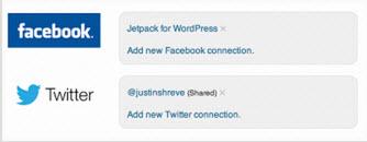 Publicize In Jetpack