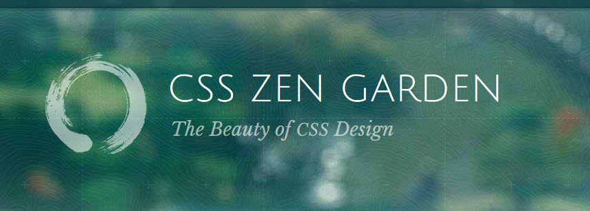 CSS Zen Garden Logo