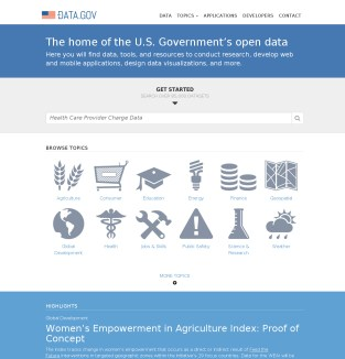 data-dot-gov