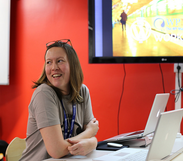 WordPress Developer Jenny Beaumont - photo credit: cc license - Manuel Schmalstieg