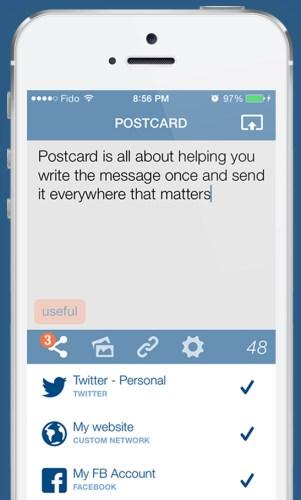 postcard-app