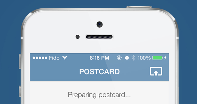 Postcard Project Discontinued, iOS and Android Apps Now Open Source