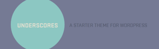 A Starter Theme Created by Automattic