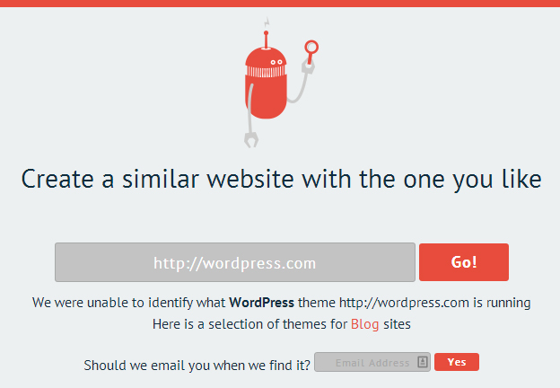 What Theme: A New Website Theme Detector Powered By WordPress ...