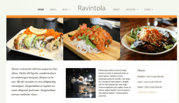 Restaurant Inspired Theme By DevPress - Ravintola