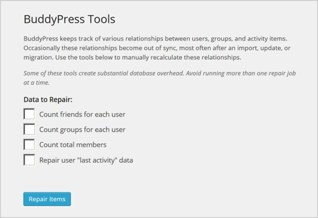 buddypress-tools