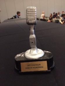 My Podcasting Award