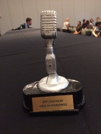 My Podcasting Award