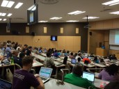 Packed House For BuddyCamp