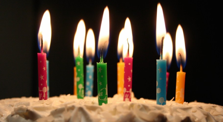 Happy 15th Birthday Drupal