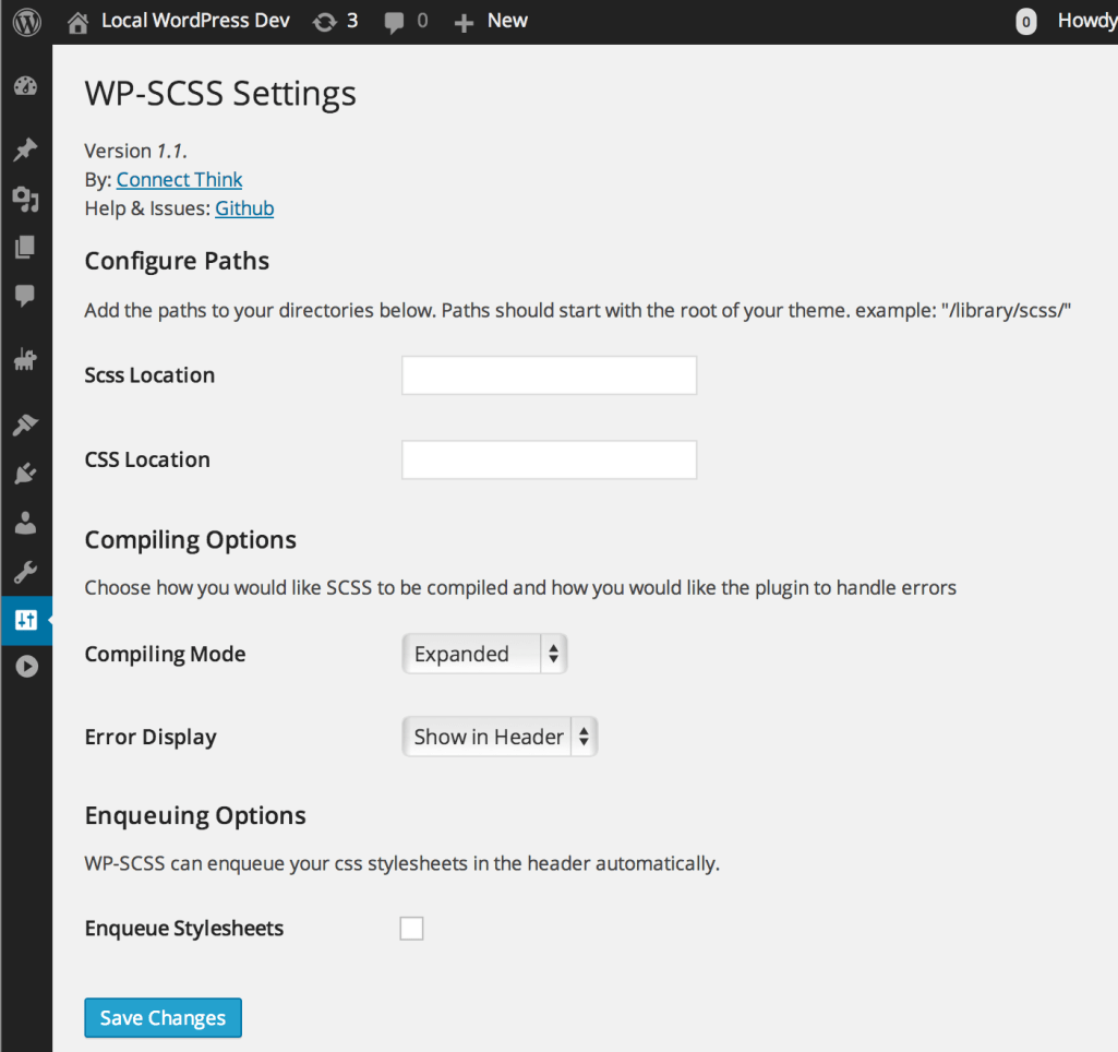 wp-scss-settings