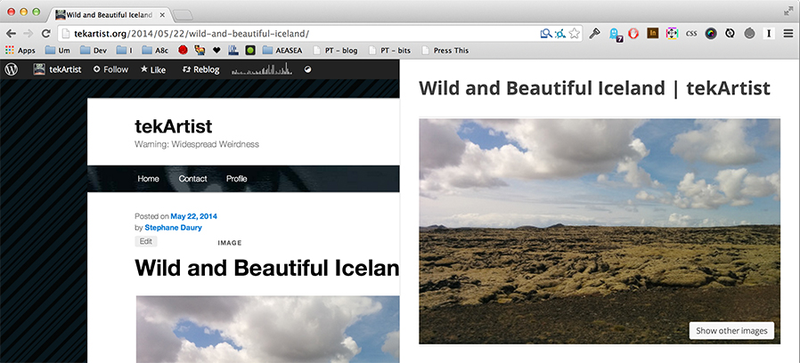 """Preview the """"Press This"""" Bookmarklet Redesign, Alpha Plugin Now Ready for Testing"""