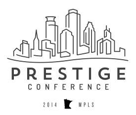 Prestige Conference Logo