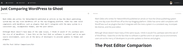 It's Like a Visual and Text Editor in One!