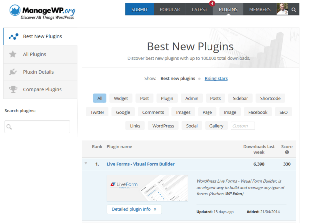Best New Plugins