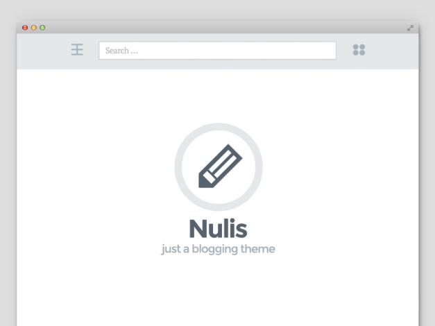 Nulis-screenshot
