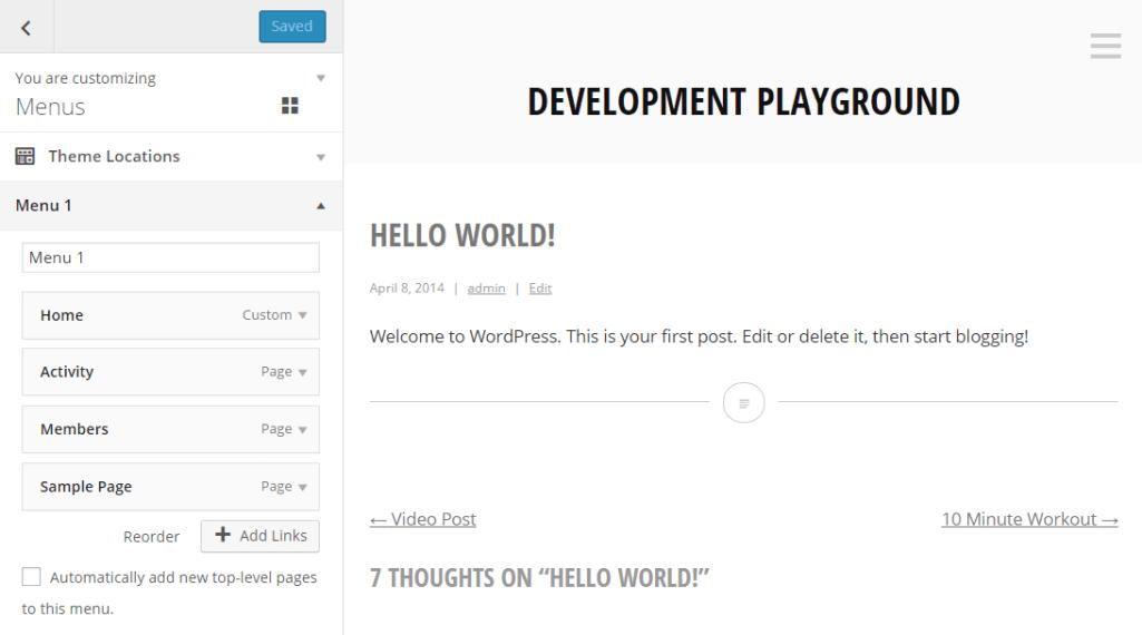 menu-customizer Menu Customizer Now in Development for WordPress 4.2