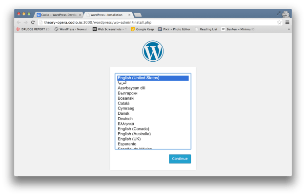 codio-wordpress-install