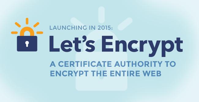 Automattic Sponsors Let's Encrypt Initiative