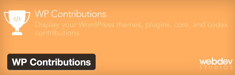Display Your Contributions to WordPress With the WP Contributions Plugin
