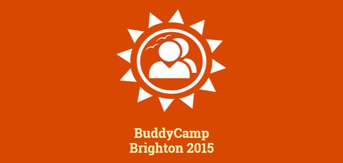 Brighton, UK to Host Europe's First BuddyCamp