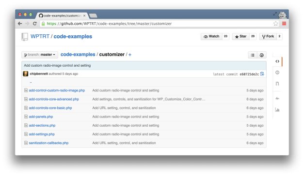 WordPress Theme Review Team Launches Code Examples Library on GitHub ...